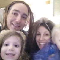 Langman family hair