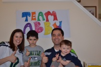Team Brotherton is Team Abby!