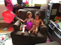 Miri and Miriam playdate