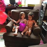 Miri and Miriam playdate
