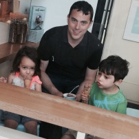 Uncle Lucas and Jessica have been such a constant to our family. These kids love their Uncle Lulu