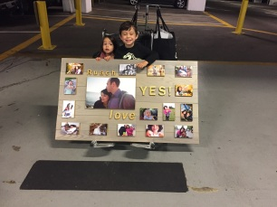 Jaren and Miri are so happy to bring Mommy and the Kiki board back home after her last 5-day stay