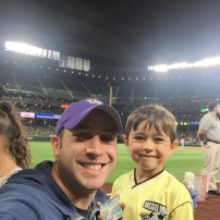Mike Berkenwald organized an outing to the Mariners, and they won!