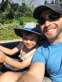 Jaren takes the wheel on Autopia