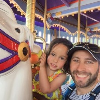 Turns out the carousel was the favorite ride